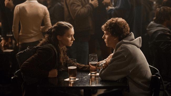 The Social Network -David Fincher
