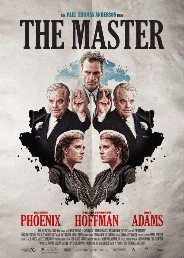 The Master -Paul Thomas Anderson